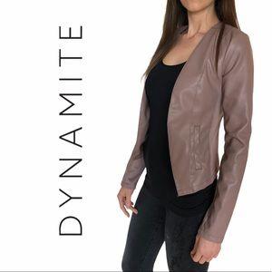 Dynamite- Drape Blazer